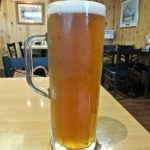 wooly Bugger Wheat Beer from sockeye Brewing