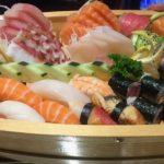 sushi boat combo left