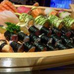 Sushi Boat Combo Right