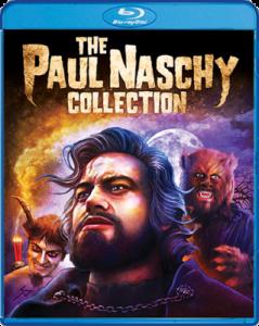 Paul Naschy Collection DVD