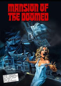 Mansion of the Doomed DVD cover