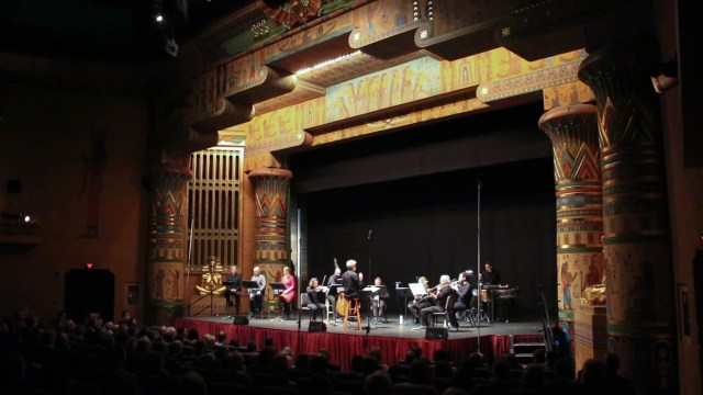 Boise Philharmonic Chamber Players at the Egyptian Theatre
