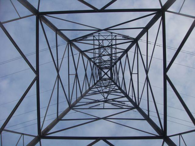 Pylon view