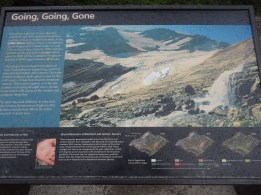 our glaciers are melting
