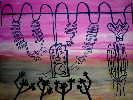 Illustration by Mashumi Davi
