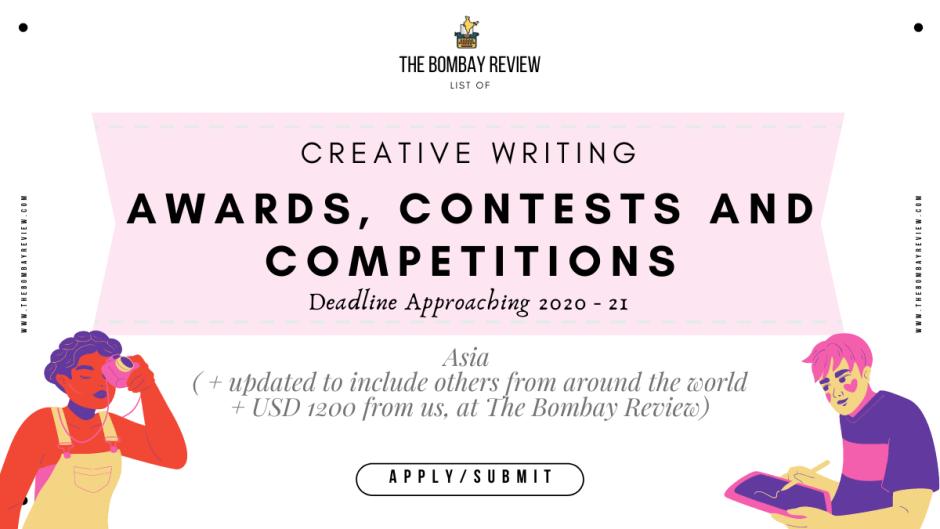 Creative writing contests 2014 help dissertation