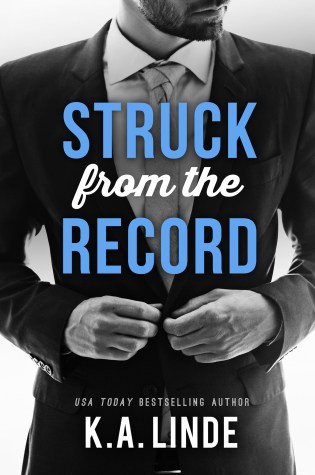 Blog Tour Review with Trailer: Struck from the Record (Record #4) by K.A. Linde @AuthorKALinde