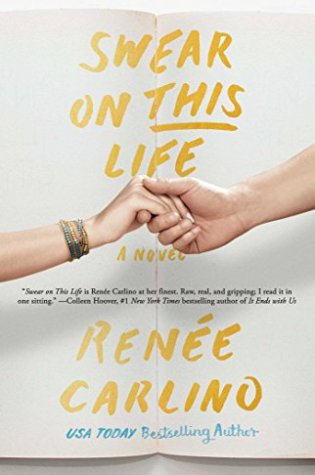 Blog Tour Review with Giveaway: Swear on This Life by Renee Carlino @renayz