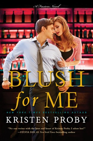 Cover Reveal: Blush for Me (Fusion #3) by Kristen Proby @Handbagjunkie