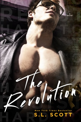 Cover Reveal: The Revolution by S.L. Scott @slscottauthor