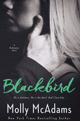 Cover Reveal: Blackbird (A Redemption Novel) by Molly McAdams @MollySMcAdams