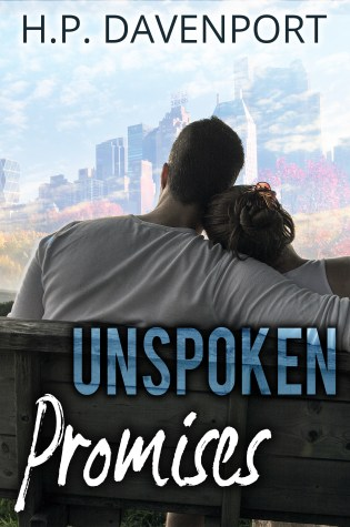 Cover Reveal with Giveaway: Unspoken Promises (Unspoken Love Series #2) by H.P. Davenport @hpdavenportauth