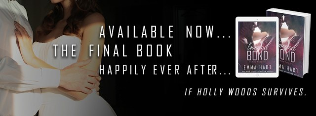 Release Day Launch with Excerpt: Twined Bond (Holly Woods Files #7) by Emma Hart @EmmaHartAuthor