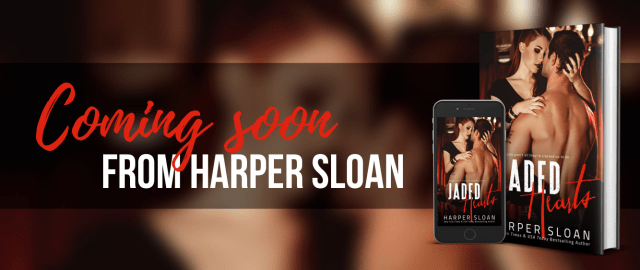 Excerpt Reveal: Jaded Hearts (Loaded Replay #1) by Harper Sloan @HarperSloan