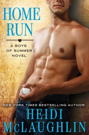 Release Day Launch: Home Run (The Boys of Summer #2) by Heidi McLaughlin @HeidiJoVT