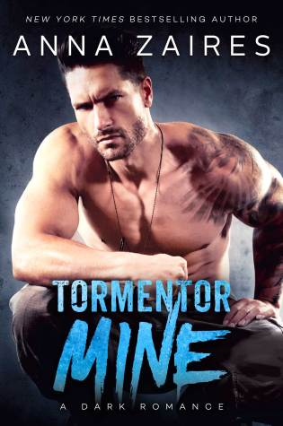 Cover Reveal: Tormentor Mine by Anna Zaires @AnnaZaires
