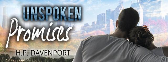 Blog Tour Review with Excerpt: Unspoken Promises (Unspoken Love #2) by H.P. Davenport @hpdavenportauth
