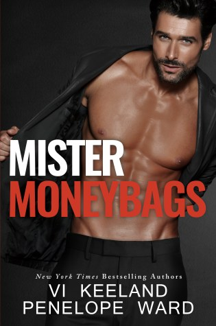 Cover Reveal: MISTER MONEYBAGS by Vi Keeland and Penelope Ward @vikeeland @PenelopeAuthor
