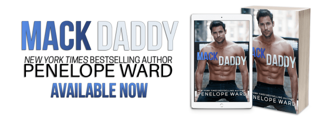 Release Day Launch: MACK DADDY by Penelope Ward @PenelopeAuthor