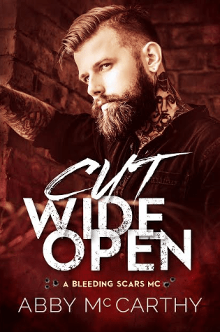 Cover Reveal: Cut Wide Open by Abby McCarthy @abbyemccarthy