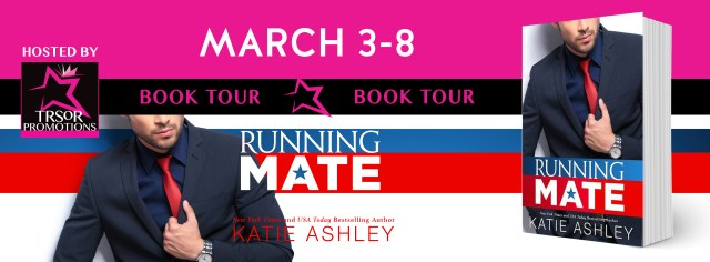 Blog Tour Review: Running Mate by Katie Ashley @KatieAshleyLuv @RSofRomance