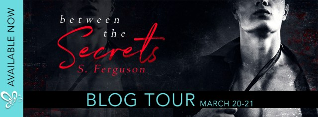 Blog Tour: Between the Secrets by S. Ferguson @SarahFergWrites