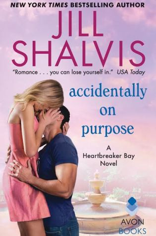 Sales Blitz: Accidentally On Purpose by Jill Shalvis @JillShalvis @InkSlingerPR