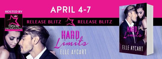 Release Blitz & Blog Tour: Hard Limits by Elle Aycart @AycartElle @RSofRomance