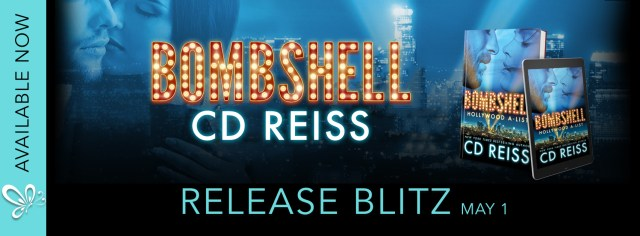 Release Day Blitz: Bombshell by CD Reiss
