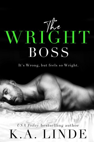 Cover Reveal: The Wright Boss by K.A. Linda @AuthorKALinde @InkSlingerPR