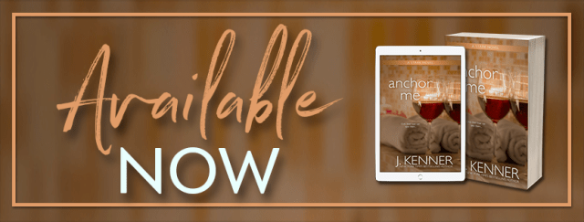 Book Reveiw: Anchor Me by J. Kenner @juliekenner @InkSlingerPR