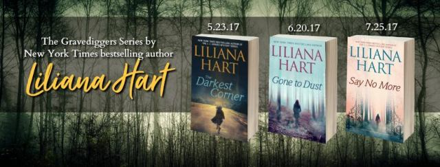 Review: The Darkest Corner by @Liliana_Hart @Pocket_Books