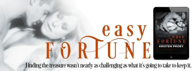 Release Day Blitz: Easy Fortune by Kristen Proby @Handbagjunkie @InkSlingerPR