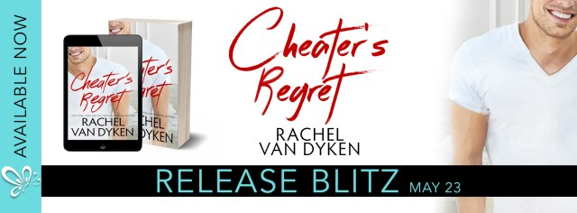 Blog Tour Review: Cheater's Regret by Rachel Van Dyken @RachVD @jennw23