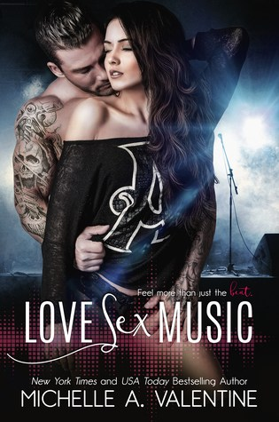 Book Review: Love Sex Magic by Michelle Valentine @M_A_Valentine