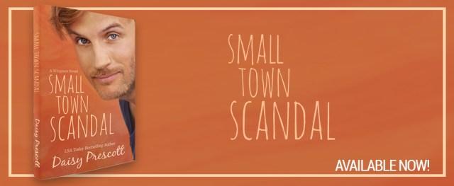 Book Review: Small Town Scandal by Daisy Prescott @Daisy_Prescott @InkSlingerPR