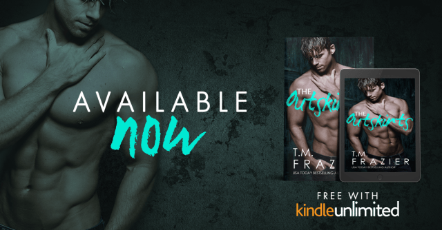 Release Day Blitz: The Outskirts by T.M. Frazier @TM_Frazier @jennw23