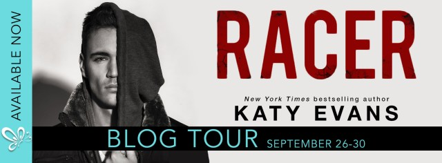 Blog Tour: Racer by Katy Evans @authorkatyevans @jennw23