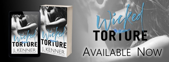 Blog Tour: Wicked Torture by J. Kenner @juliekenner @InkSlingerPR
