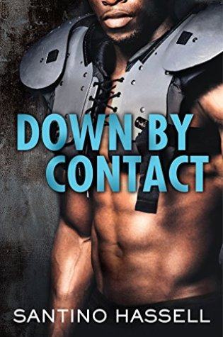 Book Review: Down by Contact by Santino Hassell @santinohassell  @BerkleyRomance