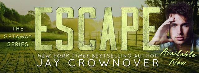 Release Day Blitz: Escape by Jay Crownover @JayCrownover @InkSlingerPR
