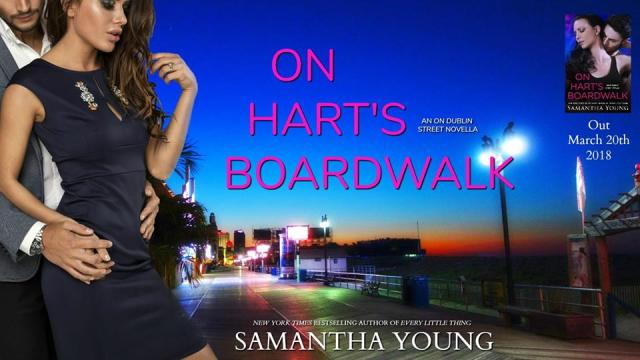 Review: On Hart's Boardwalk by Samantha Young  @AuthorSamYoung @PenguinRH_News