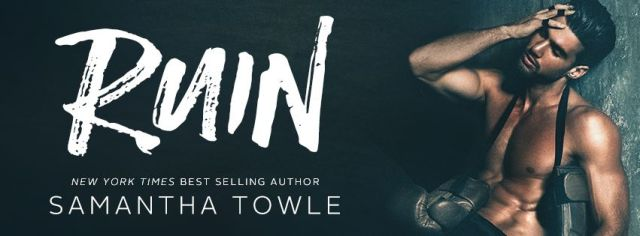 Release Day Blitz & Review: Ruin by Samantha Towle @samtowlewrites