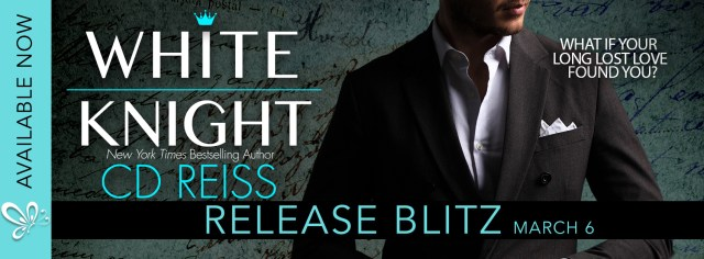 Release Day Blitz: White Knight by CD Reiss @CDReisswriter @jennw23