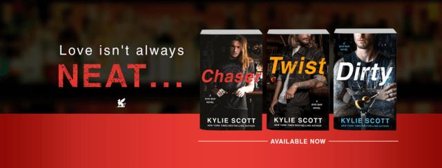 Blog Tour: Chaser by Kylie Scott @KylieScottbooks @MacmillanUSA @InkSlingerPR 
