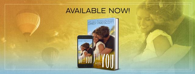 Release Day Blitz: Up to You by Daisy Prescott @Daisy_Prescott @InkSlingerPR