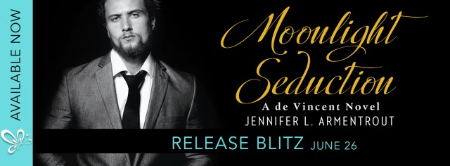 Release Day Blitz: Moonlight Seduction: A de Vincent Novel by Jennifer L. Armentrout @JLArmentrout @avonbooks @jennw23