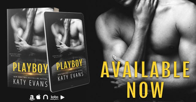 Blog Tour: Playboy by Katy Evans @authorkatyevans @jennw23