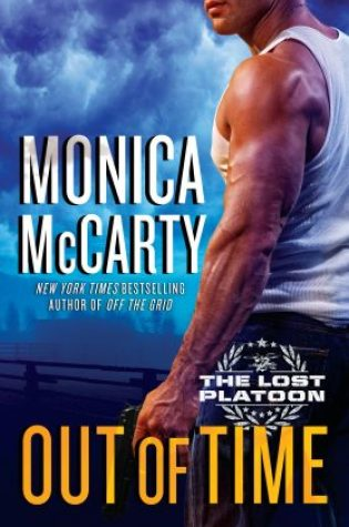 Book Review: Out of Time the Lost Platoon Series by Monica McCarty @monicamccarty @penguinrandom