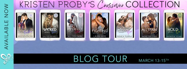 Blog Tour: Hold On (Kristen Proby Crossover Collection) by Samantha Young @AuthorSamYoung @Handbagjunkie @1001DarkNights @jennw23